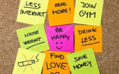 Don't Make Resolutions, Set Goals
